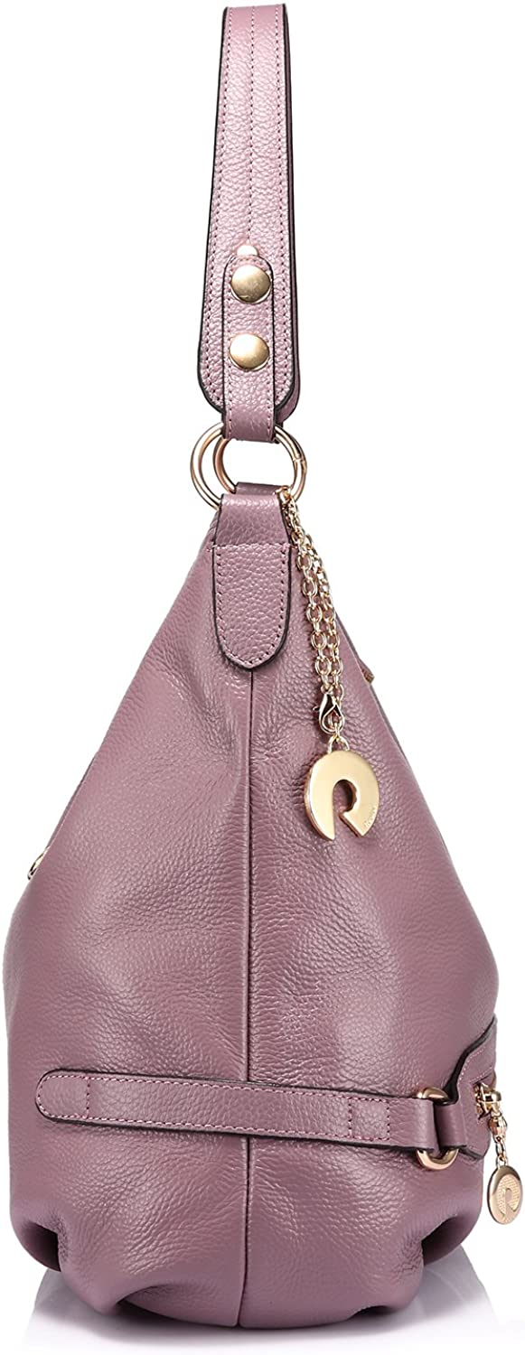 Earth Design Leather Purse with Zipped Compartments RFID Protected Ladies Gift 421