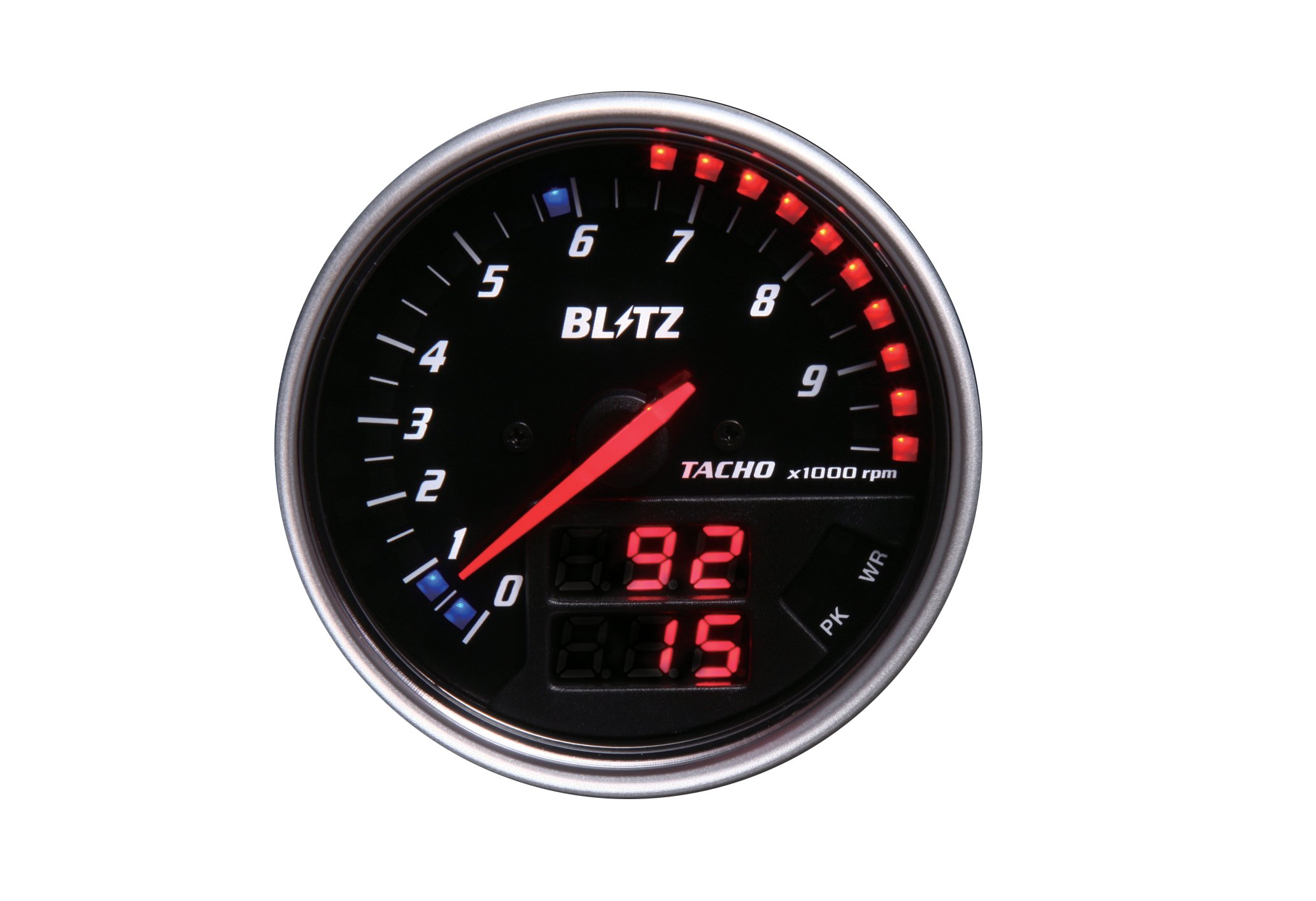 Blitz Fld Meter Tacho 15202 by Blitz (Image #1)