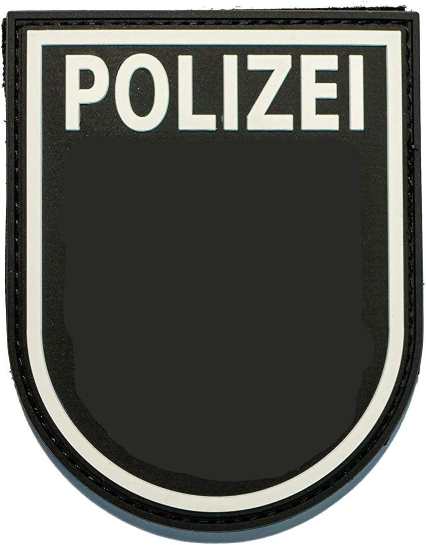 Farbig ATG /Ärmelabzeichen Polizei Mecklenburg-Vorpommern 3 D Rubber Patch