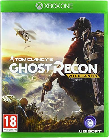 Ubisoft Tom Clancys Ghost Recon Wildlands, Xbox One Básico Xbox One vídeo - Juego (Xbox One, Xbox One, Shooter, Modo multijugador, M (Maduro)): Amazon.es: Videojuegos