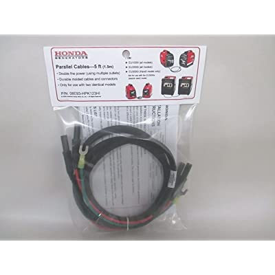 Honda 08E93-HPK123HI Parallel Cables: Automotive