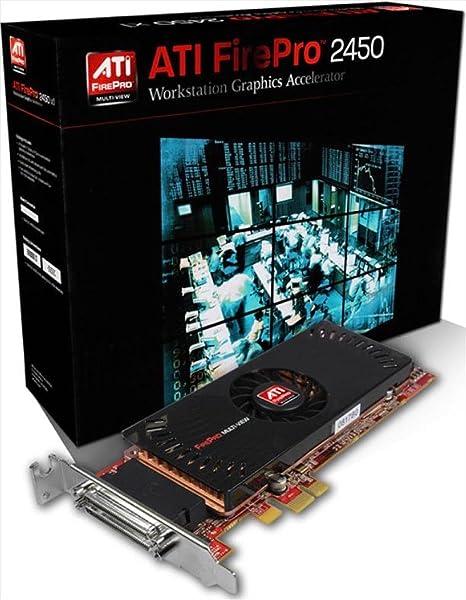 Sapphire AMD Firepro 2450 tarjeta gráfica profesional (512MB ...