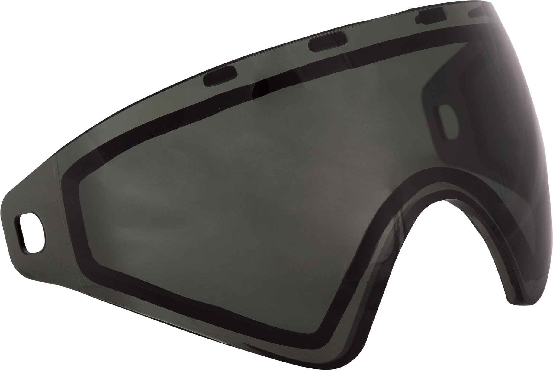 Virtue VIO Replacement Paintball Goggle Lens - Fits Ascend/Contour/Extend and XS Masks - Thermal Dark Smoke by Virtue Paintball