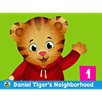 Daniel Tiger's Neighborhood Season 1
