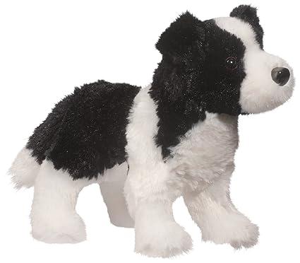 Amazon Com Cuddle Toys 4009 20 Cm Long Meadow Border Collie Plush