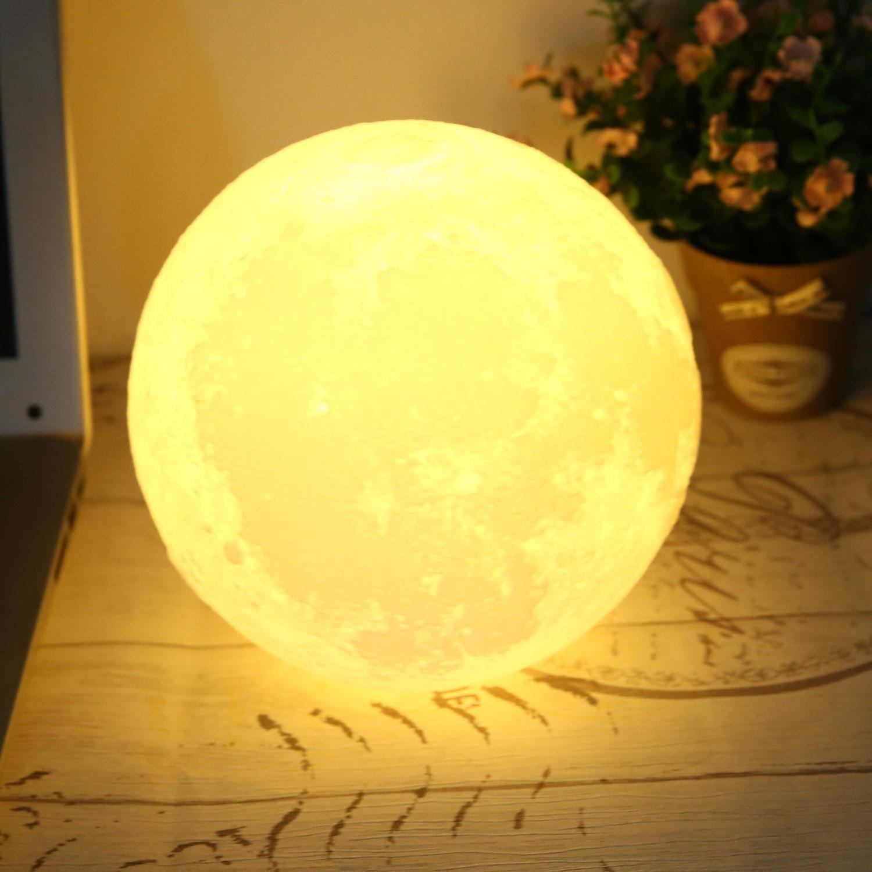 110V Modern Crystal Ceiling Light Pendant Lamp (7 inch Diameter) by Fashine (Image #4)