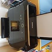 Canon Pixma MG5350 Multifunktionsgerät schwarz: Amazon.de