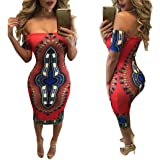 81513ae24006 Misaky Women Traditional African Dress