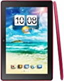 Kocaso M1070 M1070RED 10-Inch 8 GB Tablet (Red)