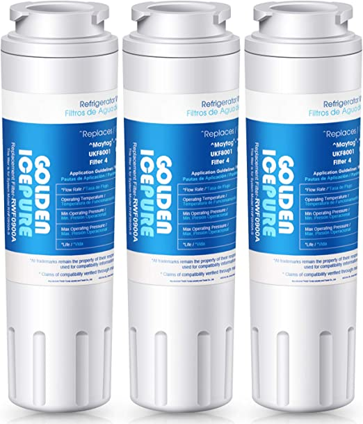 Refrigerator Water Filter for KitchenAid KBFS25ETSS01