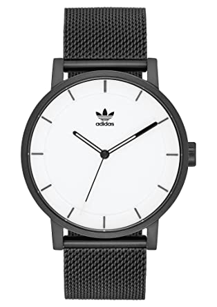 d0adf37687cc0 Adidas Watches District_M1. Milanese Stainless Steel Bracelet, 20mm Width  (40 mm)