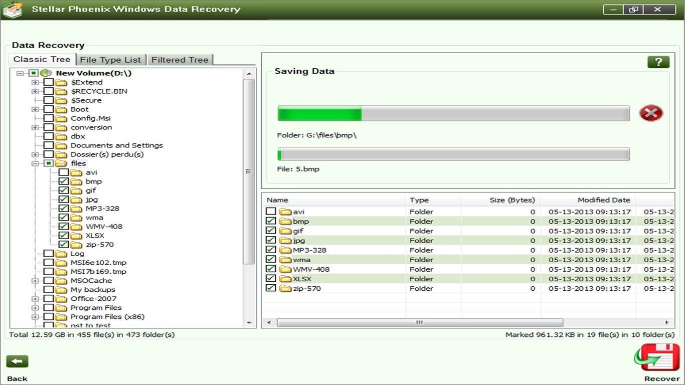 Stellar Phoenix Windows Data Recovery Home