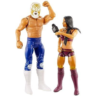 WWE Andrade & Zelina Vega 2-Pack: Toys & Games