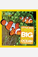 National Geographic Little Kids First Big Book of the Ocean (Little Kids First Big Books) Kindle Edition