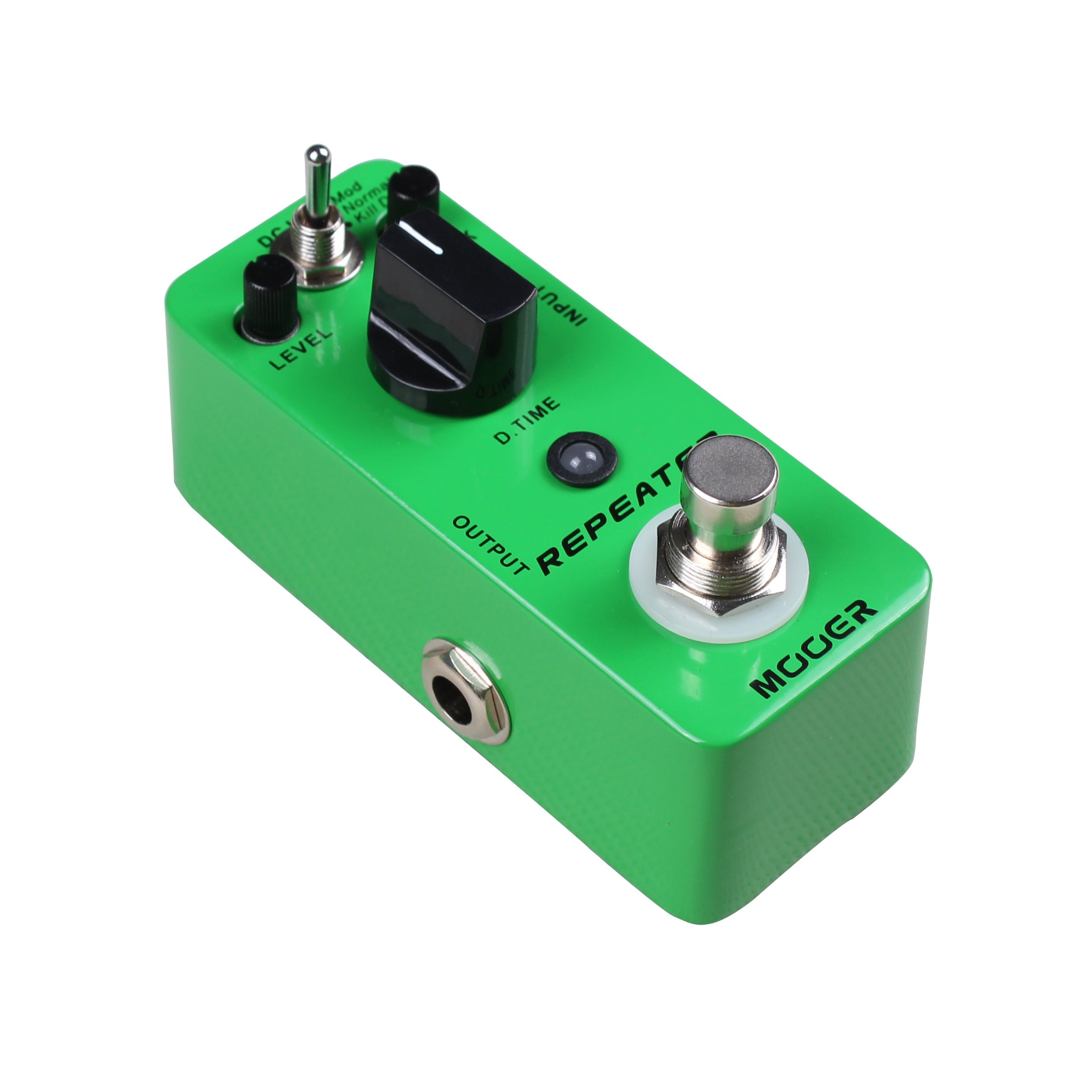 Mooer MDL1 Repeater Guitar Delay Effects Pedal by MOOER