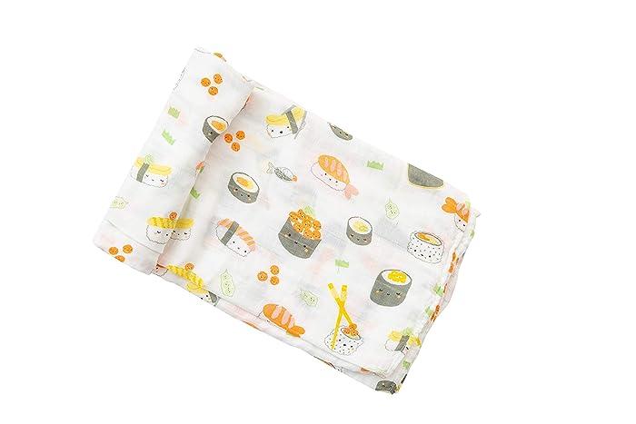Angel Dear Swaddle Blanket Uni Sushi
