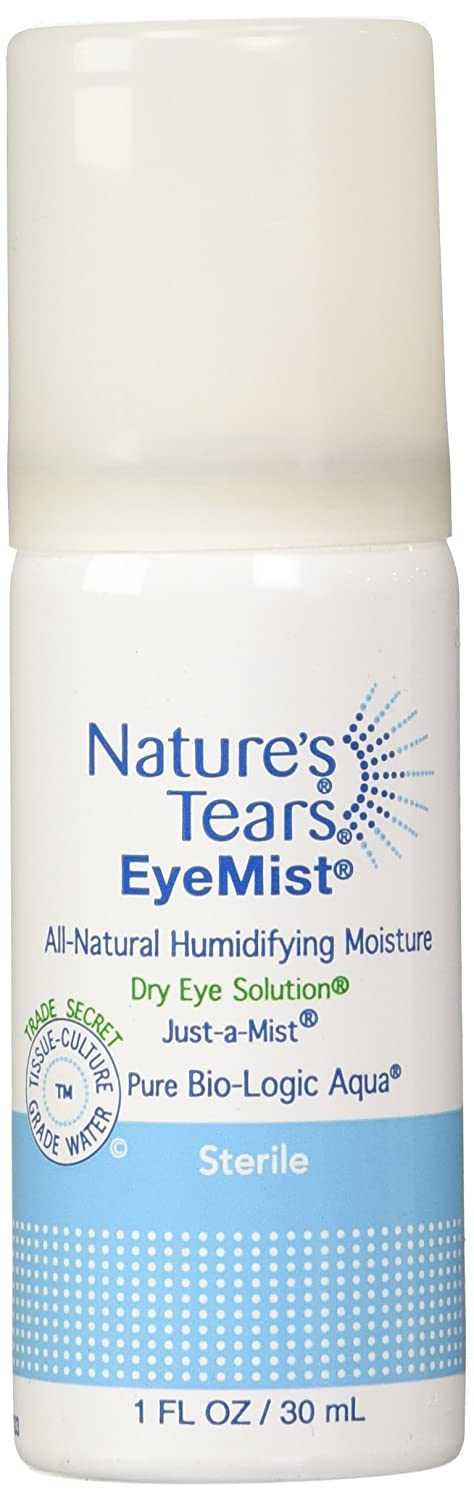 Nature's Tears Eyemist 1 Ounce bottles (2 pack)