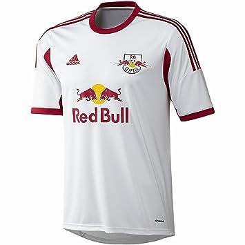Adidas - Camiseta de fútbol, diseño local de Leipzig Weiss/Toro Talla:small: Amazon.es: Deportes y aire libre