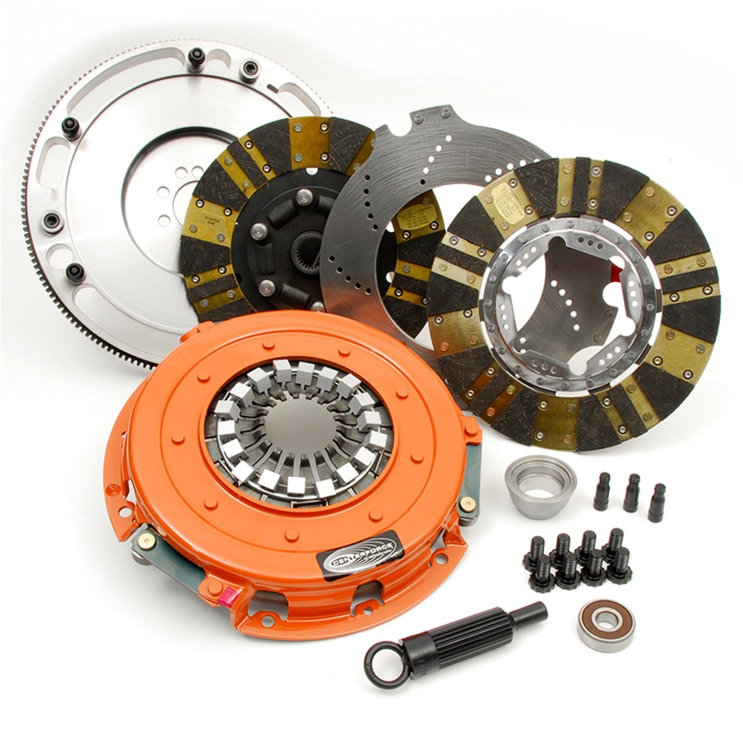 Centerforce 04614847 DYAD Drive System Twin Disc Clutch