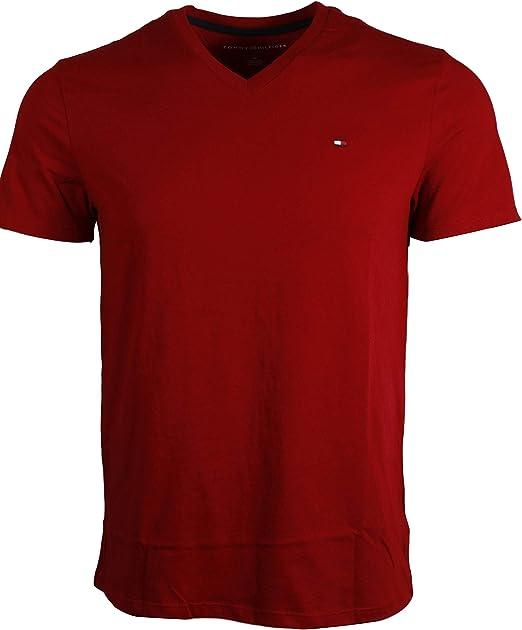 Tommy Hilfiger Men/'s V-Neck Cotton T-Shirt size XL