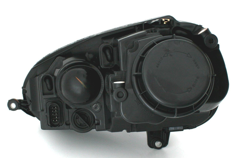 KG DEPO Halogen Scheinwerfer H7 H7 LWR Stellmotor Rechte Seite Beifahrerseite AD Tuning GmbH /& Co