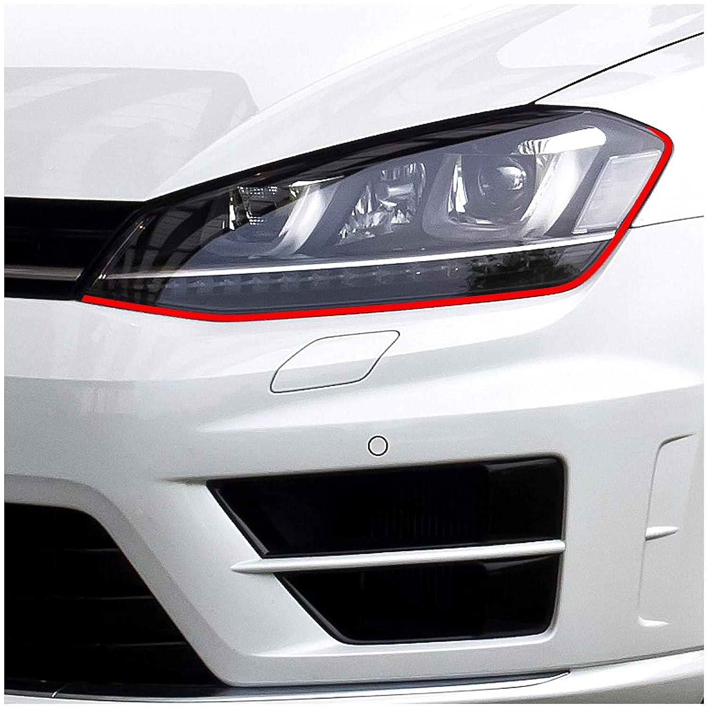 Finest-Folia Devil Eye - Tira de película para faro de VW POLO 6C ...
