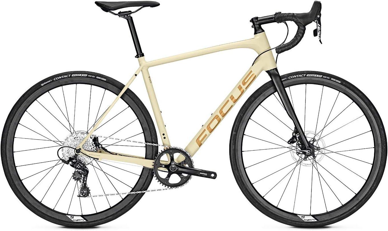 Focus Paralane 5.9 GC Endurance 2019 - Bicicleta de Carreras, Color Desierto, tamaño L/56cm, tamaño de Rueda 28.00: Amazon.es: Deportes y aire libre