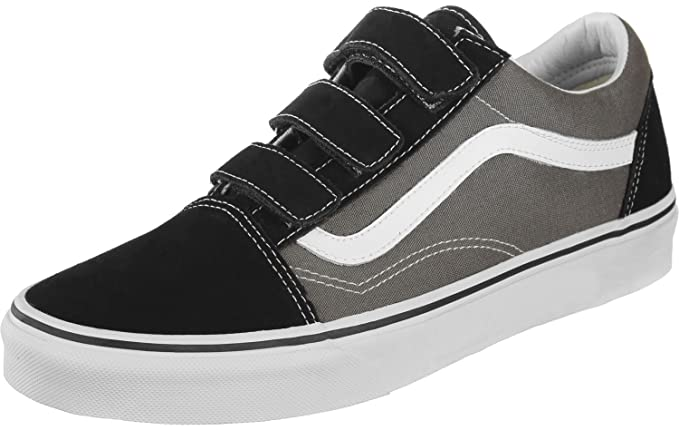 0a100ba7e0eb04 Vans UA Old Skool V Shoes  Amazon.co.uk  Clothing