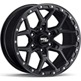 """RockTrix RT107 17 inch Wheel Compatible with 01-20 Toyota Tacoma 6x5.5"""" (6x139.7) Bolt Pattern, 17x9 (-12mm Offset), 106…"""