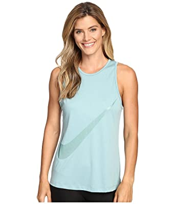 5bf0bc20c66c94 Nike Women s Tomboy Graphic Tank Top  Amazon.co.uk  Sports   Outdoors