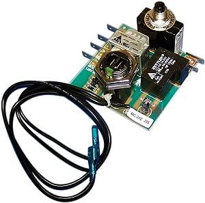 Johnny Vac Vacuum Motor Circuit Board Single Motor 15amp 120v