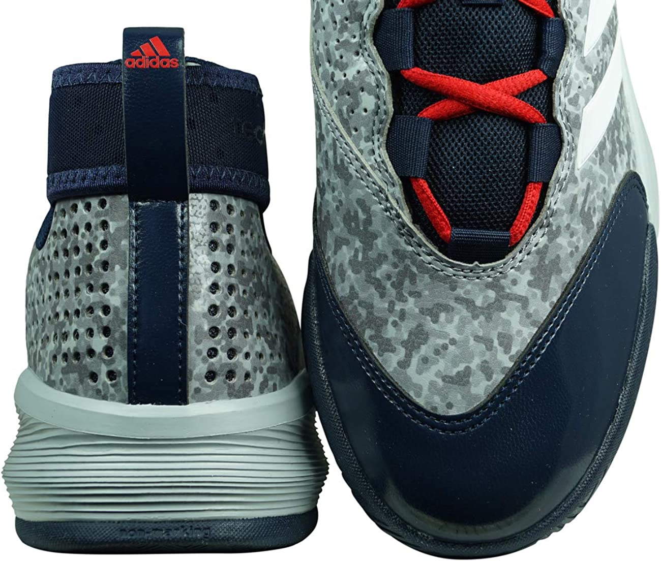 adidas Rim Reaper 2015 Baskets de Basketball pour Hommes