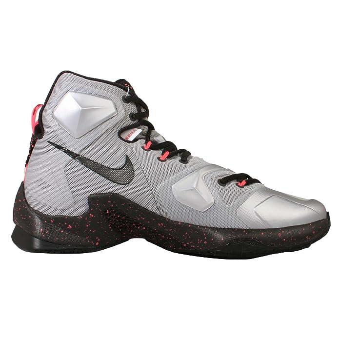 : Nike Men 's Lebron XIII EP, Lava splash metallic
