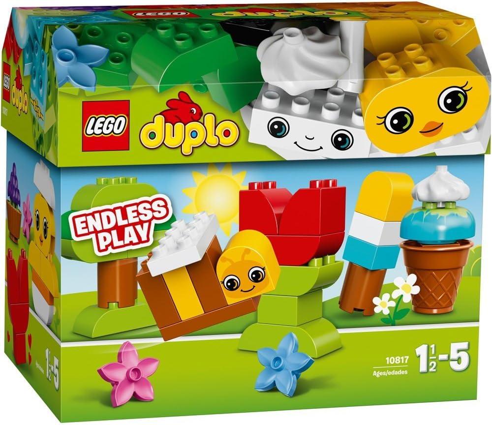 LEGO Duplo - Baúl Creativo (10817): Amazon.es: Juguetes y juegos