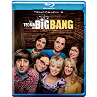 Big Bang Theory Temporada 8 [Blu-ray]