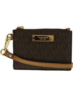cd7ab7891bb9 MICHAEL Michael Kors Medium Leather Convertible Pouch  Amazon.ca ...