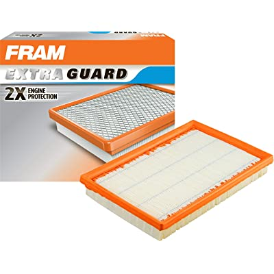 FRAM CA10677 Extra Guard Flexible Rectangular Panel Air Filter: Automotive