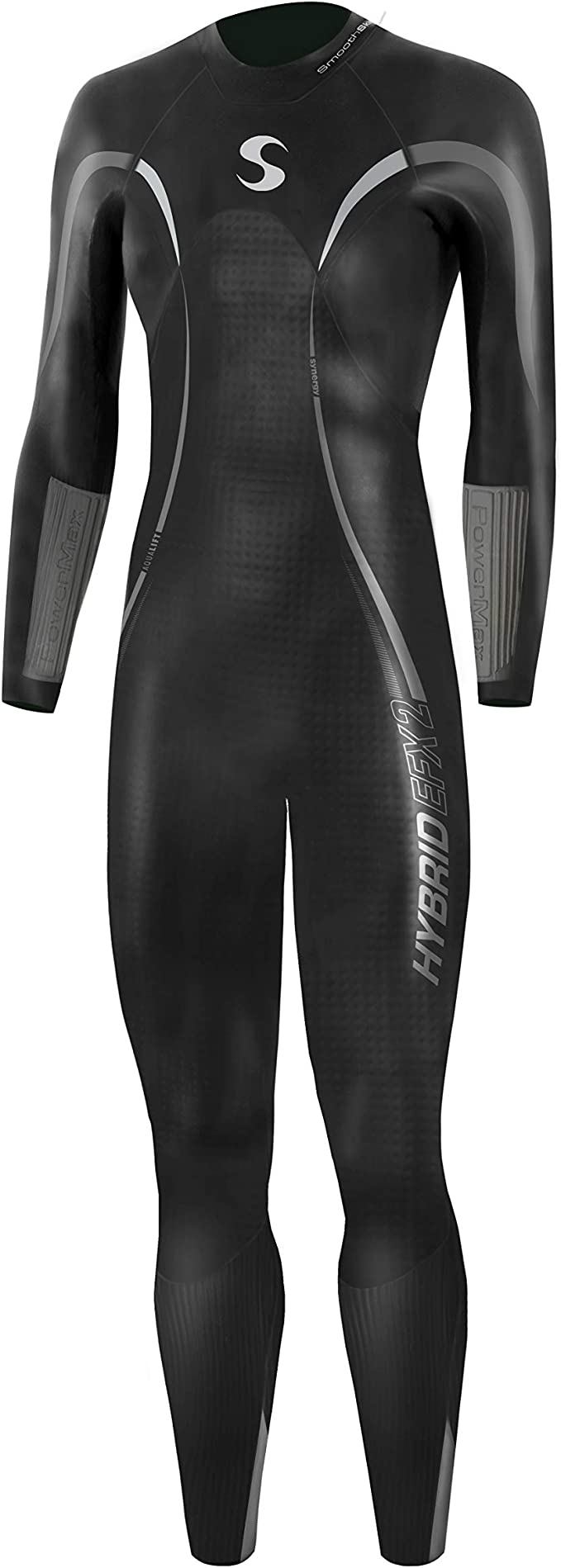 Amazon.com: Triathlon Wetsuit – Synergy Mujer híbrida ...