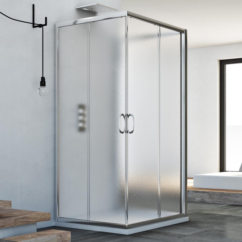 Evolution Box doccia 70x70CM H198 trasparente mod