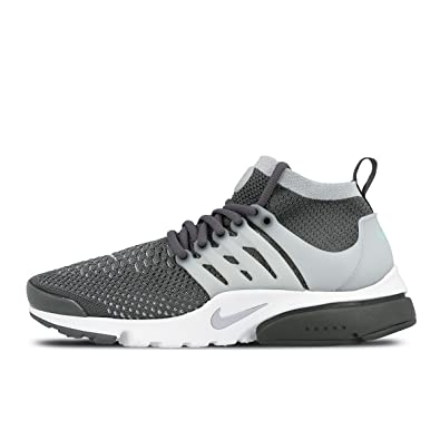 NIKE Air Presto Flyknit Ultra Mens Running Trainers 835570 Sneakers Shoes  (US 12, Cool