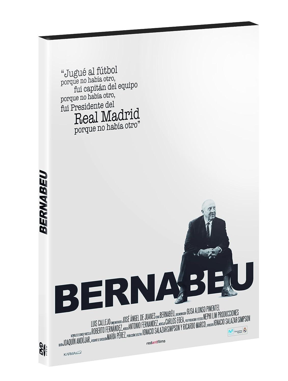 Bernabeu [DVD]: Amazon.es: Ignacio Salazar Simpson, Ricardo Marco ...