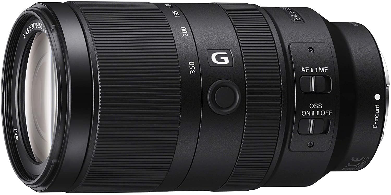索尼阿尔法70-350mm超级远摄镜头