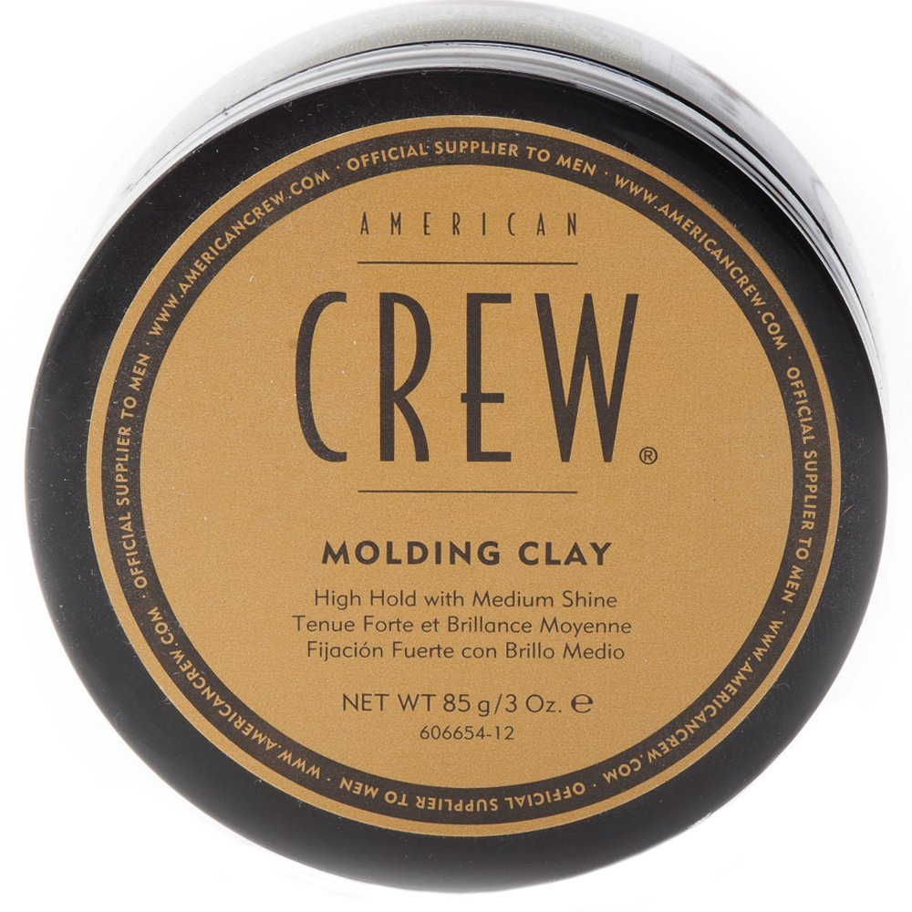 American Crew Molding Clay, 3 oz, 2 pk by AMERICAN CREW