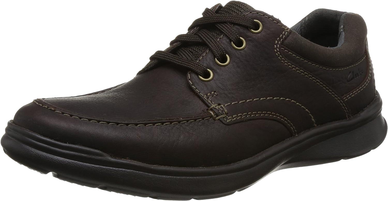 Clarks Cotrell Edge, Zapatos de Cordones Derby para Hombre