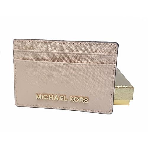bbc1efc62220e Michael Kors Card Holder (35H7XGFD1L) Ballet  Amazon.co.uk  Shoes   Bags