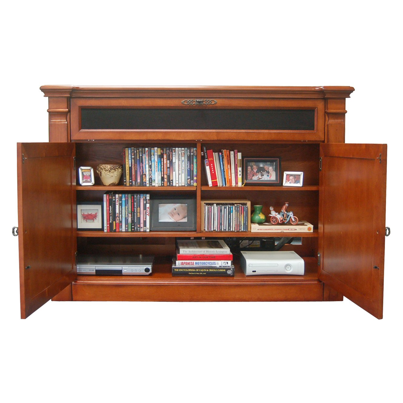 amazoncom touchstone adonzo 55inch tv lift cabinet kitchen u0026 dining