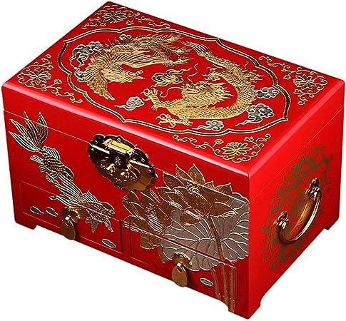 boite a bijoux asiatique vintage
