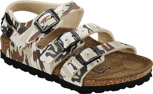ae3c12c2c41d88 Birki s Birkenstock Ellice Birko Flor Camouflage Sandals Shoes (37 ...