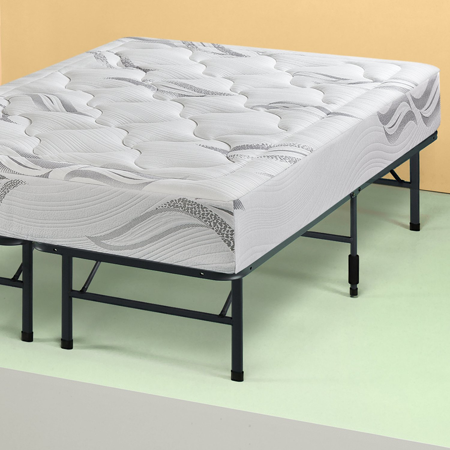 headboard sleep duty bed country frame base frames canada by heavy mattresses