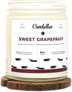 product image for Sweet Grapefruit 9oz. Soy Wax Candle